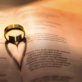 ring of love,..... by Lie Oktevianus - Artistic Objects Other Objects
