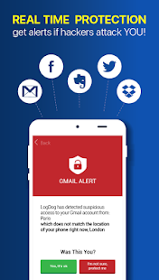 App LogDog: Identity Protection & Mobile Security APK for Windows Phone