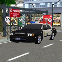 liberty police auto road sim For PC (Windows And Mac)