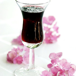 Blueberry Liqueur by Alka Smile - Food & Drink Alcohol & Drinks (  )