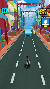train Subway Surf & Road Run