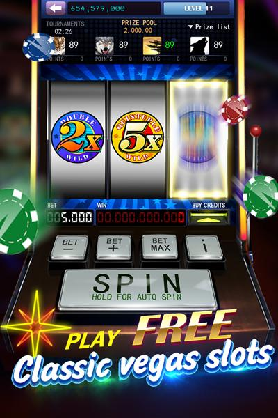777 Slots -Free Classic Slot Screenshot 3