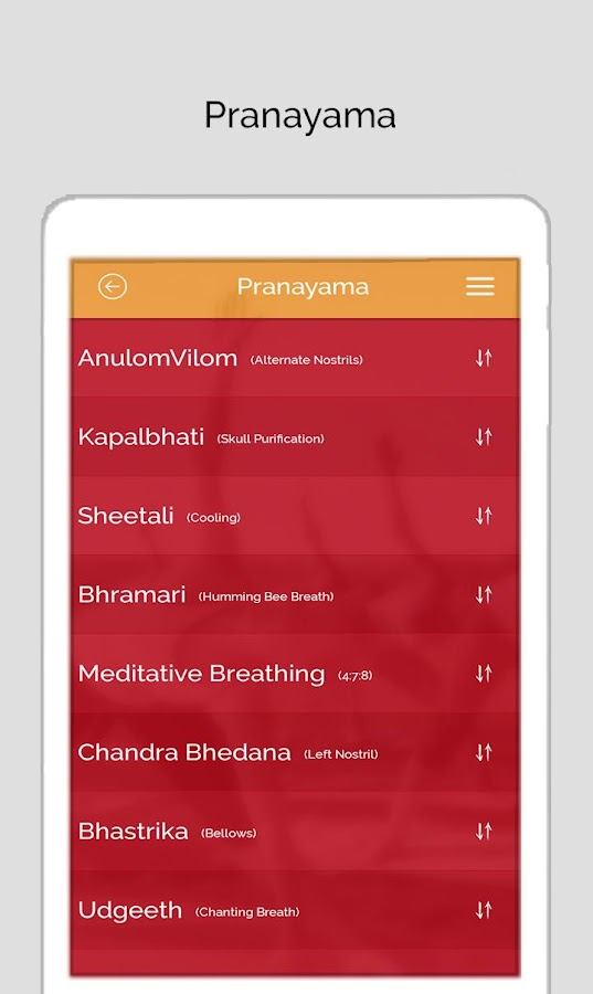 7pranayama yoga breath Relax Screenshot 10