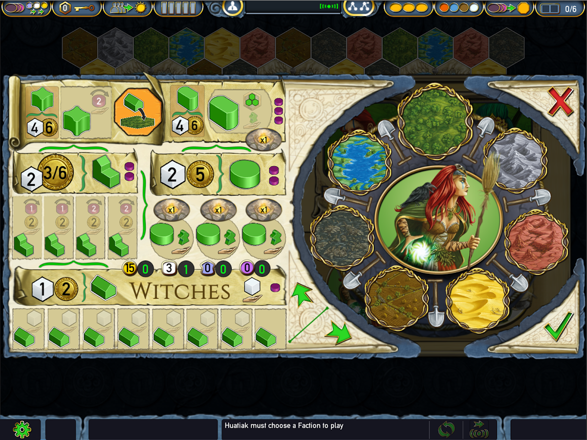 Terra Mystica Screenshot 7