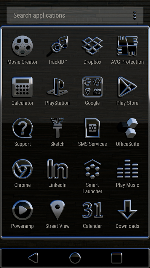 MOSKAU Theme android apps download
