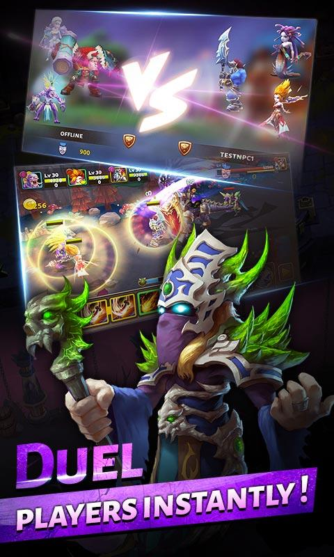 Heroes and Titans 2 Screenshot 3
