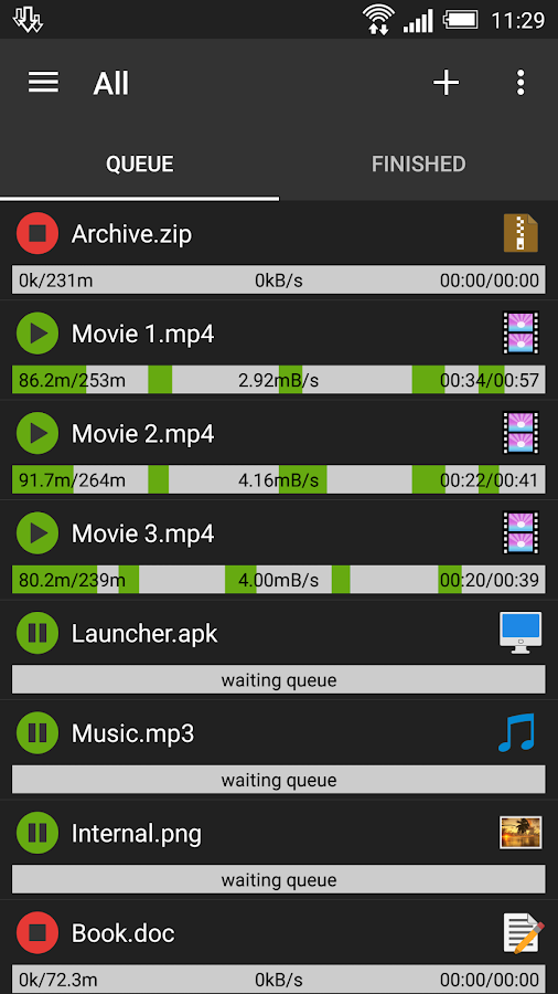Advanced Download Manager Pro Screenshot 0