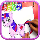 App How to Draw MLP Characters APK for Windows Phone