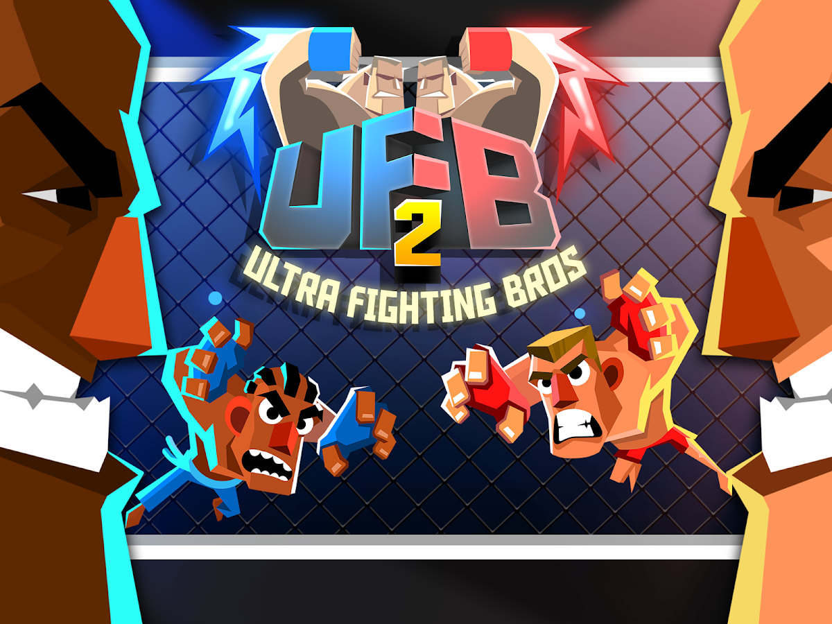 UFB 0 - Ultra Fighting Bros – Screenshot