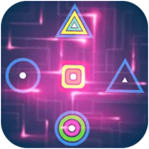 Magic Geometry-match 3 game For PC (Windows & MAC)