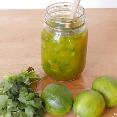 Gluten-Free and Dairy-Free Cilantro Lime Dressing