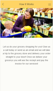 The Grocery Dashers - screenshot