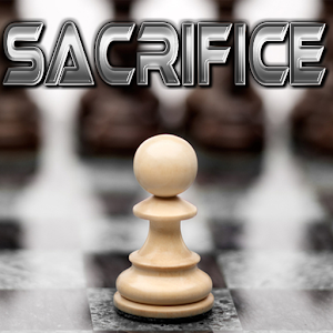 The Chess Game Pawn Sacrifice