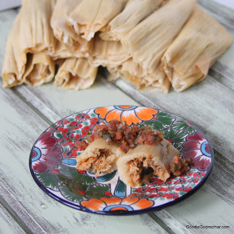 Mexican Pork Tamales