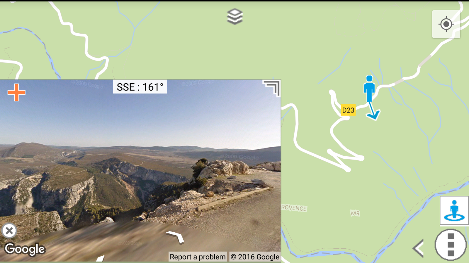 myRouteMap Screenshot 8