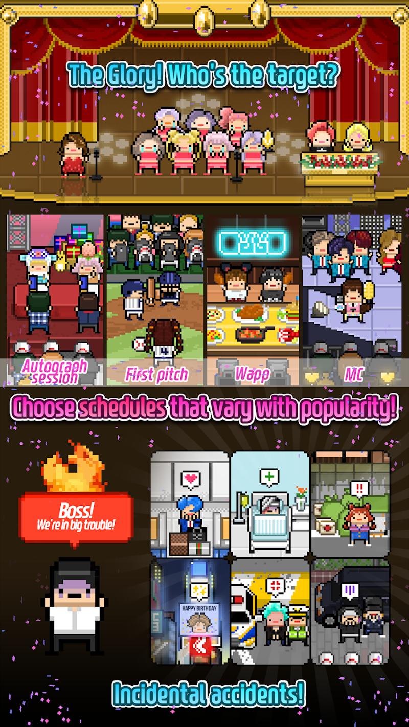 Monthly Idol Screenshot 3