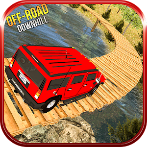 Download Downhill Offroad SUV Driving Revolution 2017 For PC Windows and Mac