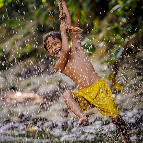 happy by Arif Djohan - Babies & Children Children Candids (  )