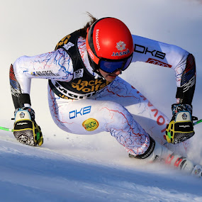 Petra Vlhova by Igor Martinšek - Sports & Fitness Snow Sports ( maribor 2017 fis ski world cup race,  )