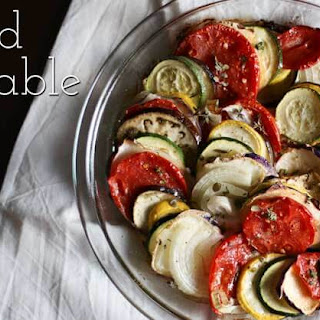 Roasted Vegetable Tian Recipes