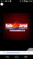 Screenshot of Rádio Jornal AM - Recife, Pern