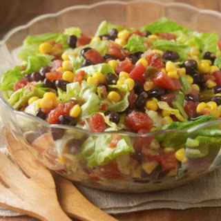 Corn and Black Bean Chopped Salad