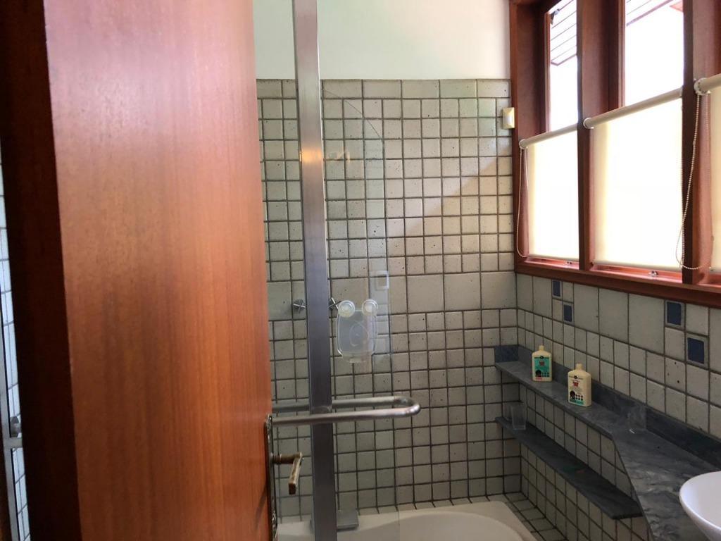[Casa com 3 dormitórios para alugar, 371 m² - Chácara Malota - Jundiaí/SP]