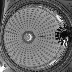 church dome by Cristobal Garciaferro Rubio - Buildings & Architecture Other Interior