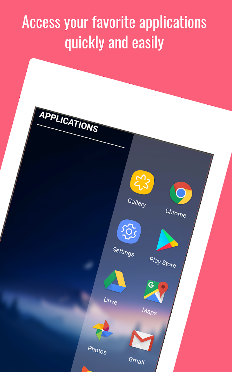 Edge Action: Edge Screen, Sidebar Launcher Screenshot 15