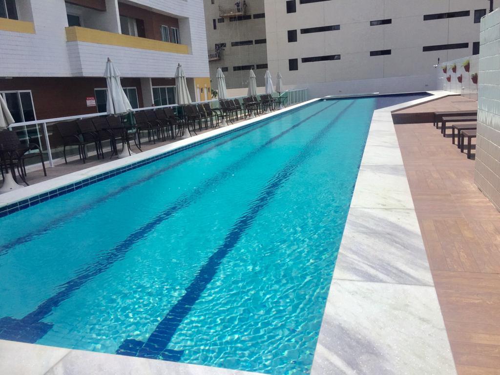 Apartamento para alugar, 92 m² por R$ 1.700,00/ano - Jardim Luna - João Pessoa/PB