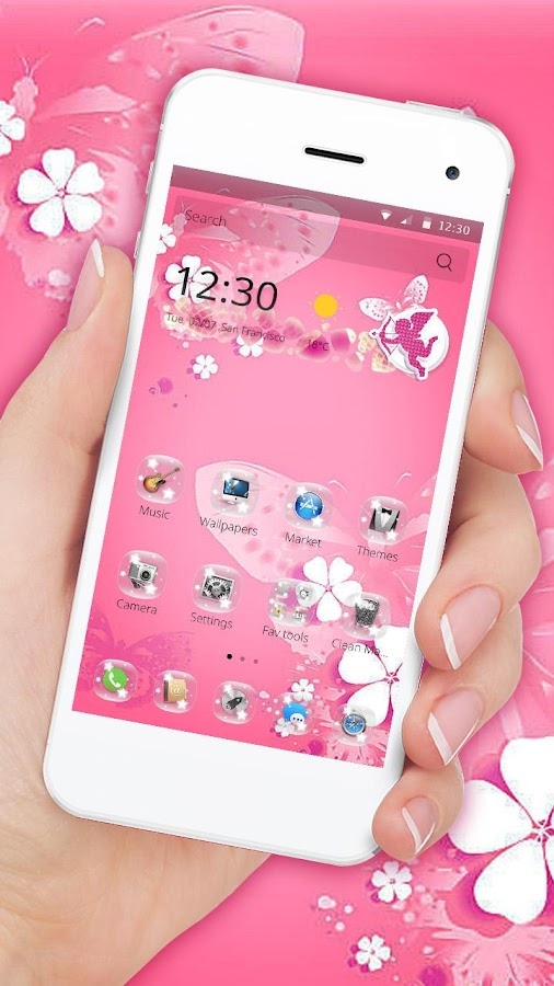Rosa Blumen-Traum android apps download