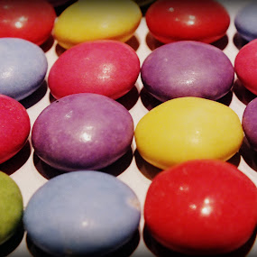 smarties by Alex Butt - Artistic Objects Other Objects ( food, colours, smarties )