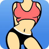 Female Home Workout—free fitness app & weight loss