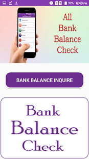 Bank Balance Check APK for Bluestacks