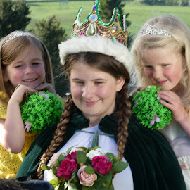 local gala queen and attendants  by Saz Shankland - Babies & Children Child Portraits