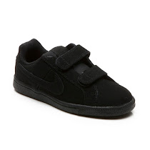 Nike Black Court Royale Trainer VELCRO