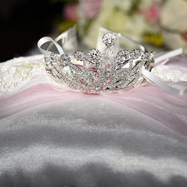 Sweet 16 Tiara  by Lorraine D.  Heaney - Artistic Objects Other Objects