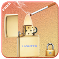 Cigarette Smoke Lock Screen APK for Bluestacks
