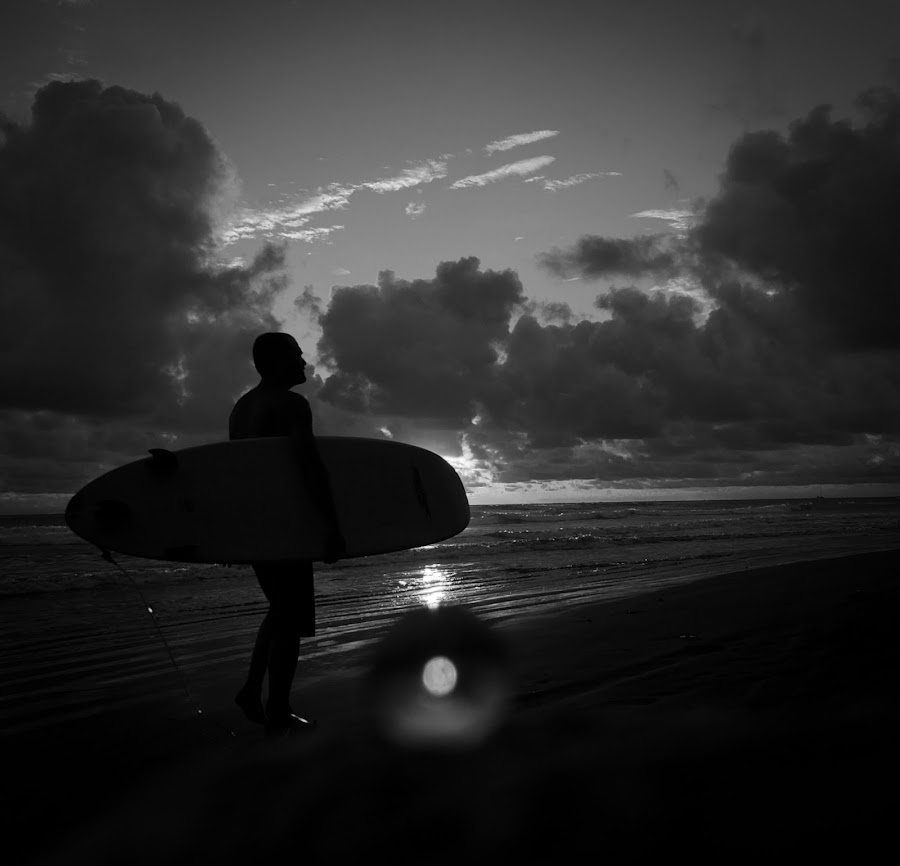 The Close of the Day by Ruben Roman Denver - Sports & Fitness Surfing