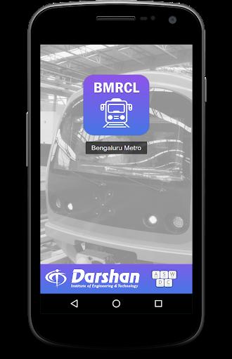BMRCL Bangalore Metro screenshot 1