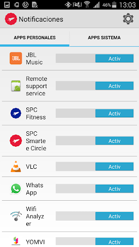 android SPC Smartee Circle Screenshot 3