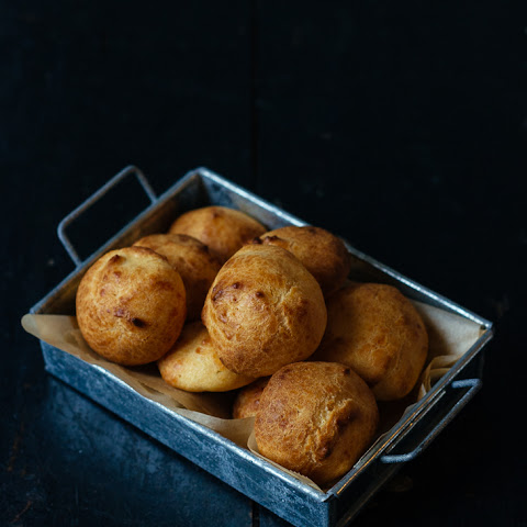 Gougères – Cheese Puffs