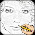Pencil Sketch Photo APK for Bluestacks