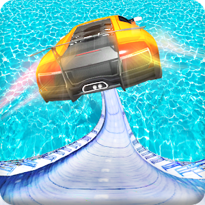 Extreme Mega Ramp Car Stunts : Impossible Tracks For PC / Windows 7/8/10 / Mac – Free Download