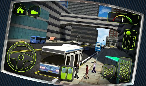 Bus Driver 3D screenshot 9