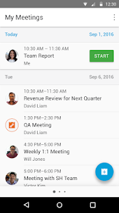 App Cisco WebEx Meetings APK for Kindle
