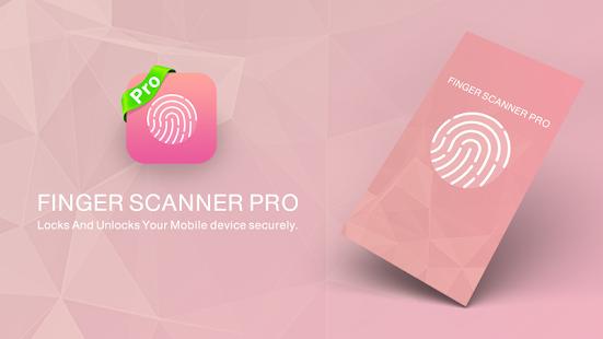 App Fingerprint Scanner Pro_Prank apk for kindle fire