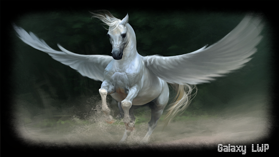 Pegasus Wallpaper - screenshot