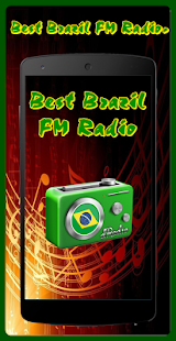 Best Brazil FM Radio - screenshot