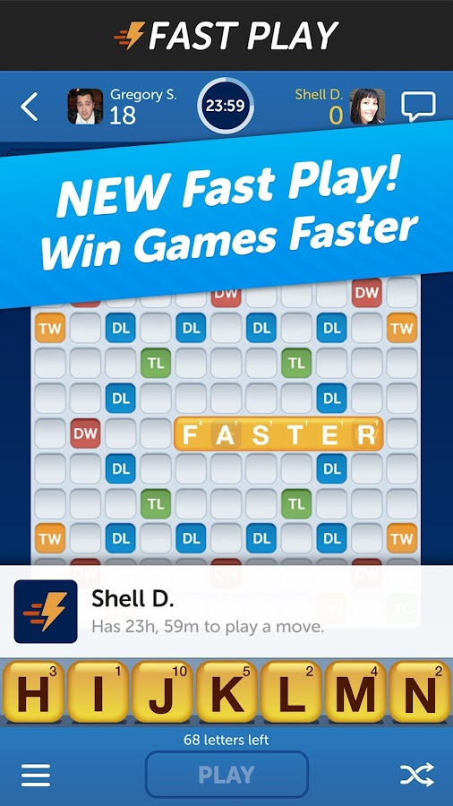 Words With Friends – Play Free Screenshot 2